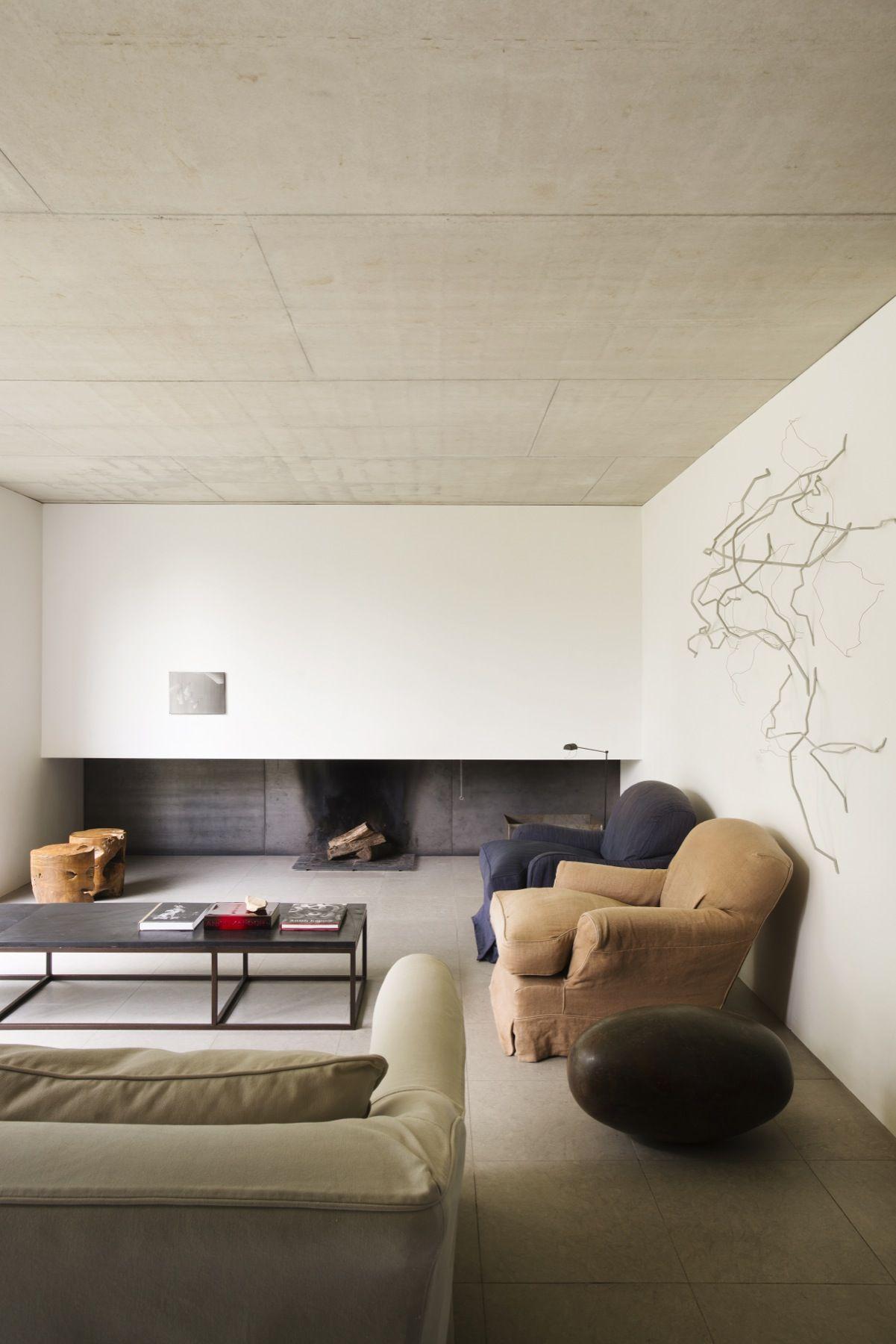 House With Office In U0027s Gravenwezel Belgium By Hans Verstuyft