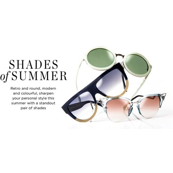 Shades of Summer ❤ liked on Polyvore featuring text, backgrounds, magazine, words, articles, quotes, phrase and saying