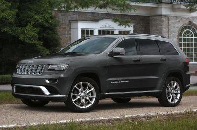 Nuevo Jeep Grand Cherokee Summit Platinum Jeep Grand Cherokee