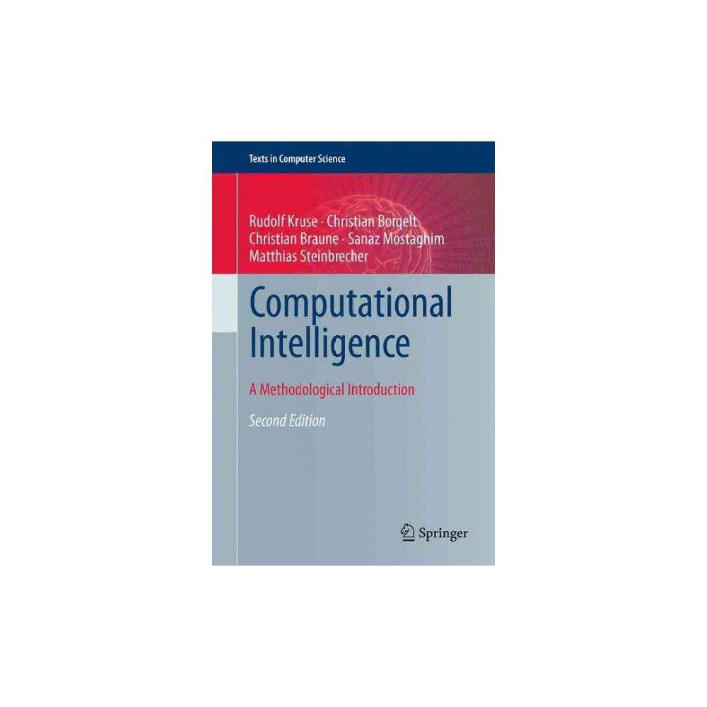 Computational Intelligence : A Methodological Introduction (Hardcover) (Rudolf Kruse)