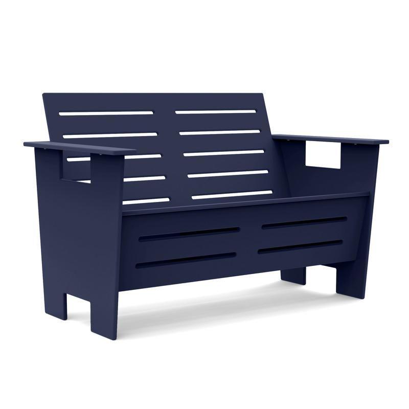 Go Love Seat - Navy Blue