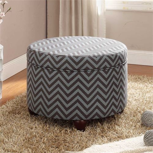 Tremendous Gray Glacier Blue Chevron Living Room Renovation Caraccident5 Cool Chair Designs And Ideas Caraccident5Info