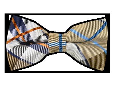 Grandiose Plaid - Khaki (Bow Ties) | Khakis and bow ties ...