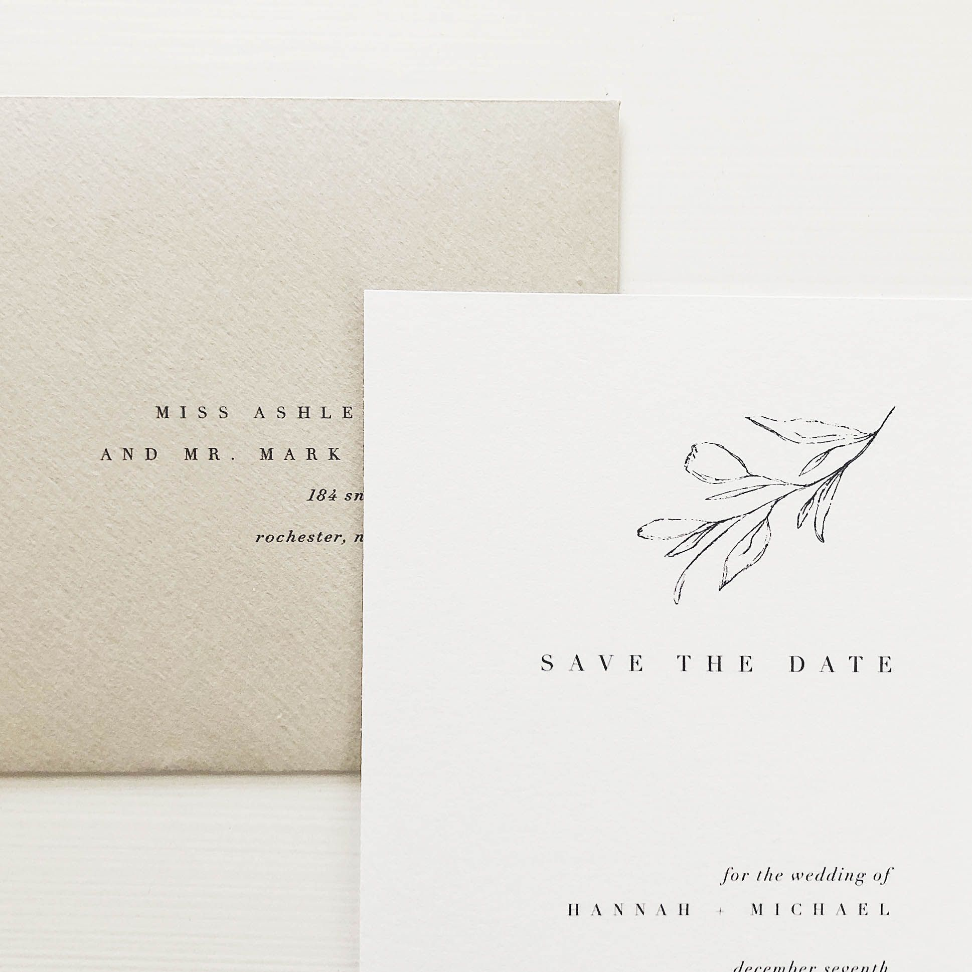 Fine Art Save The Dates Handmade Paper Save The Dates Letterpress Save The Dates Ca Letterpress Save The Dates Wedding Stationery Letterpress Invitations