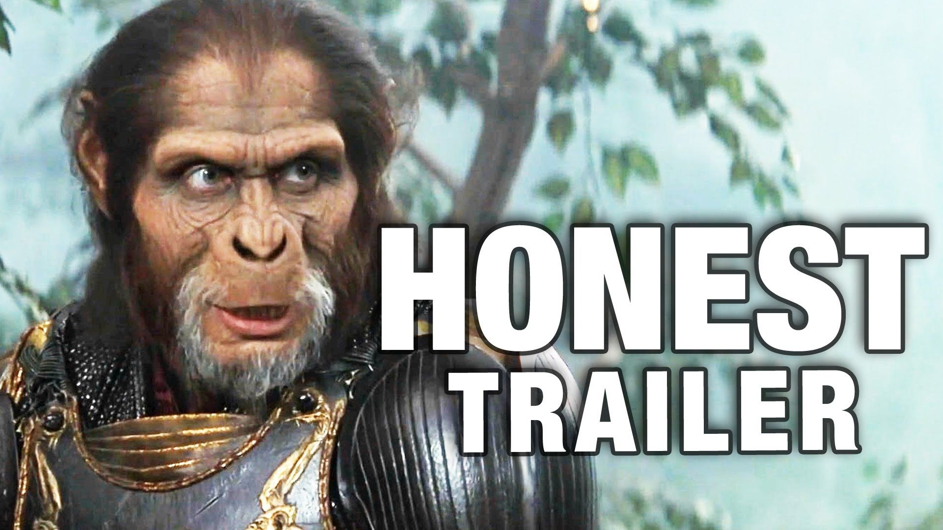 Honest Trailers - Planet of the Apes (2001) | CinemaSins