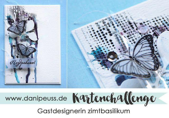 Kartenchallenge #017: Textur