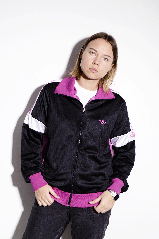 Old school Adidas original jacket