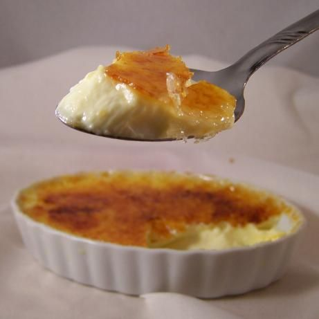 July 27: Creme Brulee Day | Creme Brulee: The best part is cracking the top with your spoon, no question about it.