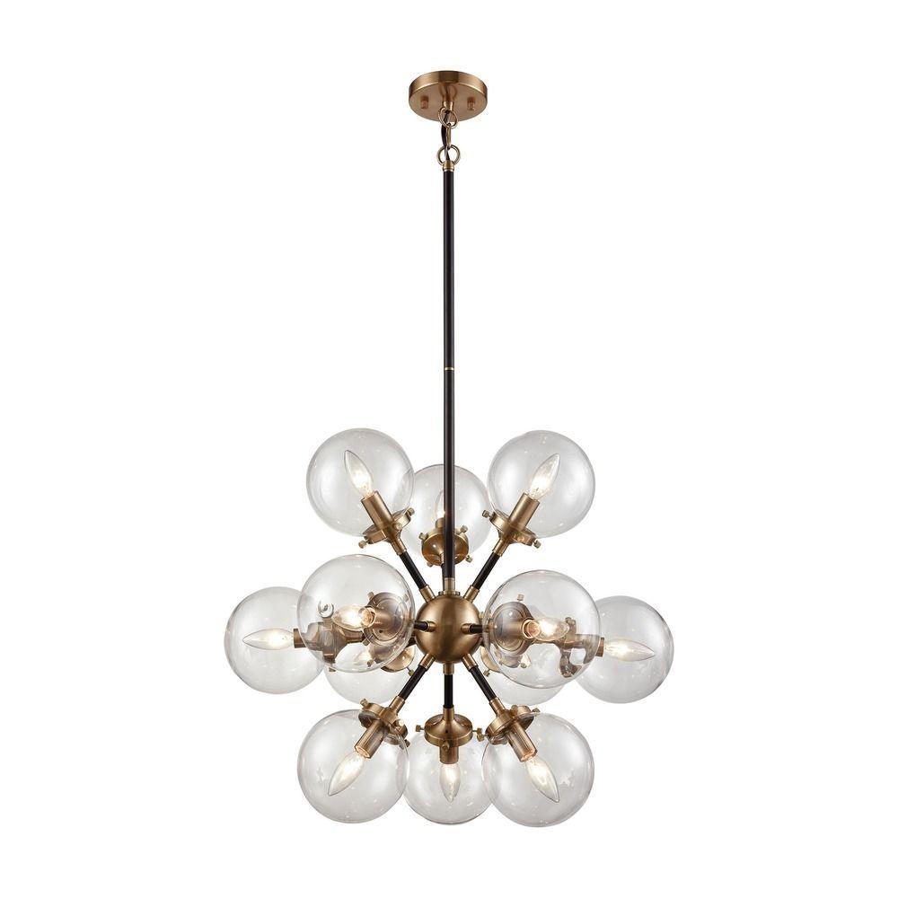 light springs chandelier pin six elk exclusive store seven lighting