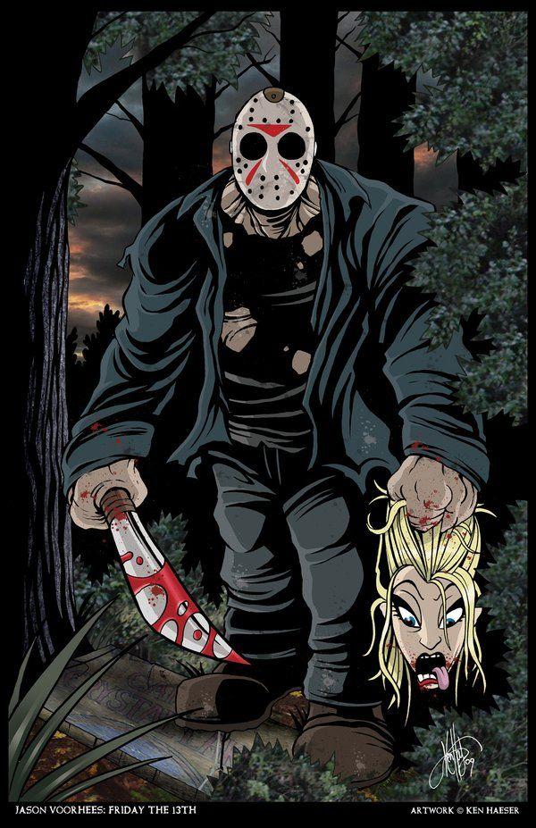 Jason by Corpsecomic