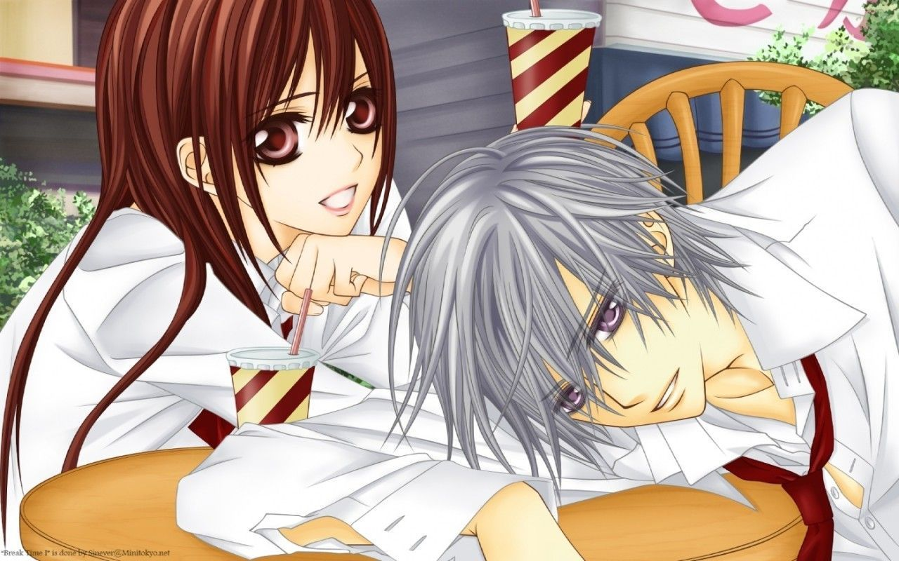 Cute Anime Couple Wallpapers Wallpaper Cave Vampire Knight Yuki Vampire Knight Vampire Knight Cosplay