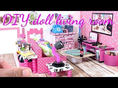 DIY máquina de coser en miniatura realista | Casa de muñecas ...