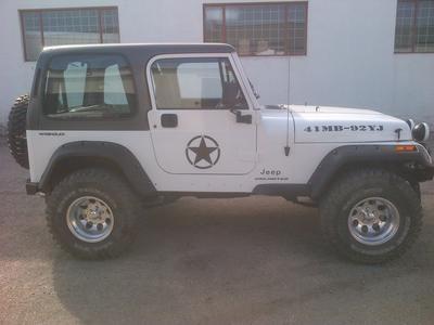Jeep Wrangler Laredo 1992 Yj Jeep Wrangler Jeep Yj Wrangler