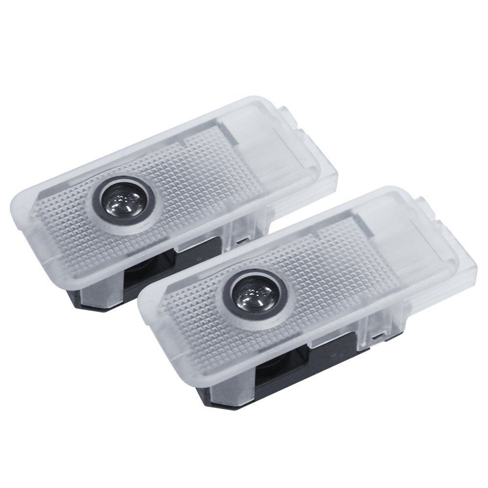 For 2pcs Car Door Led Projector Light Courtesy Welcome Logo Shadow Ghost Laser Projector Lamp Kit F Led Projector Lights Projector Lamp Led Projector