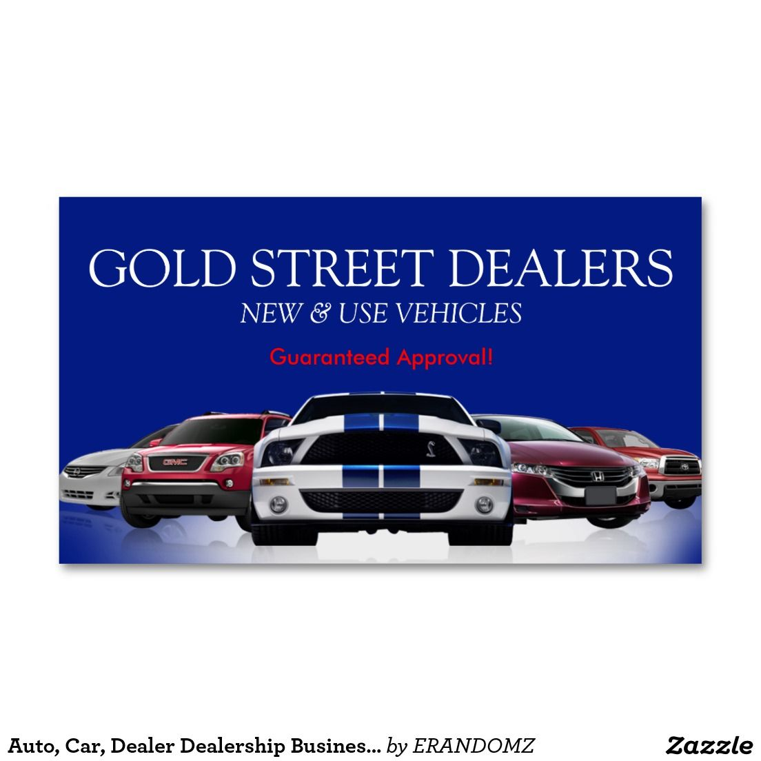 Auto, Car, Dealer Dealership Business Card | Business cards and ...