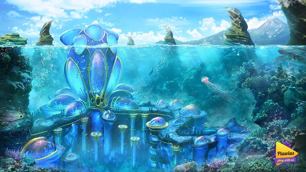 Atlantis Fantasy Spiel