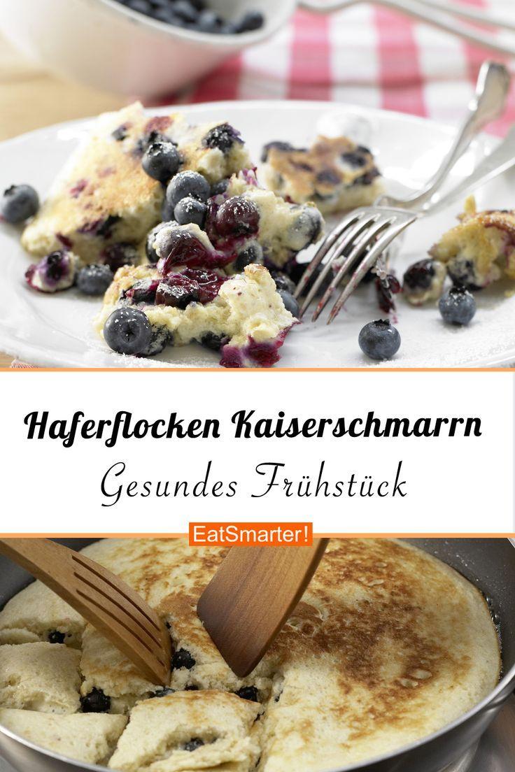 Haferflocken-Kaiserschmarrn