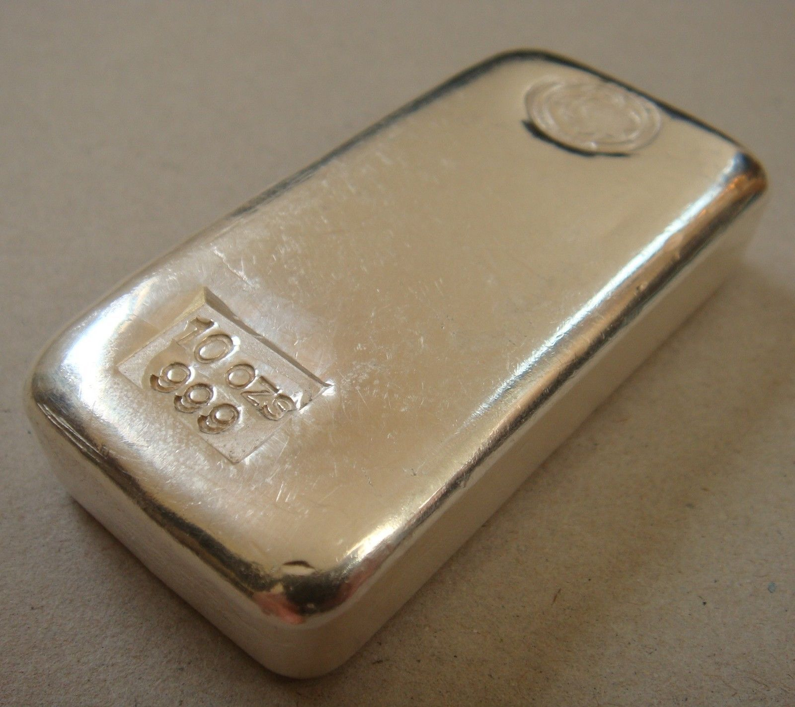 Perth Mint 10 Oz 999 Silver Bullion Bar Gold Bullion Bars Silver Bullion Gold Bullion