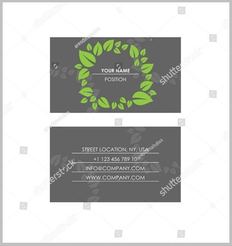 15 Landscaping Business Card Templates Word Psd Of Landscaping Business Car Landscaping Business Cards Business Card Template Word Free Business Card Templates