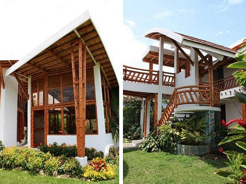 Bamboo House In 2020 Bamboo House Bamboo Architecture Bamboo