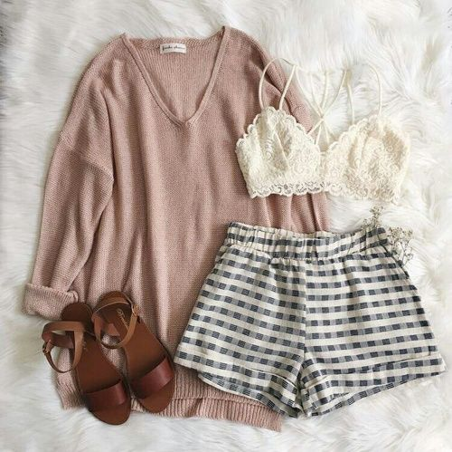 Imagen de fashion, girl, and outfit