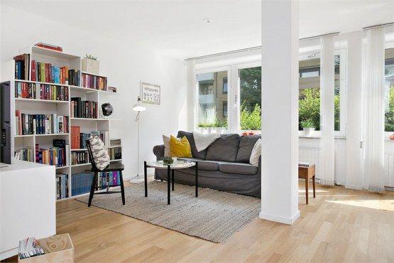 49 m² diáfanos   ganar espacio
