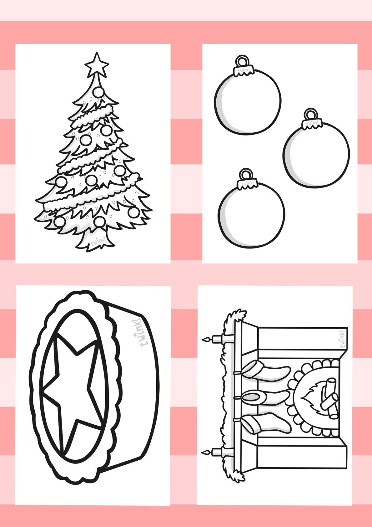 twinkl resources christmas colouring sheets printable resources for primary eyfs ks1 and. Black Bedroom Furniture Sets. Home Design Ideas