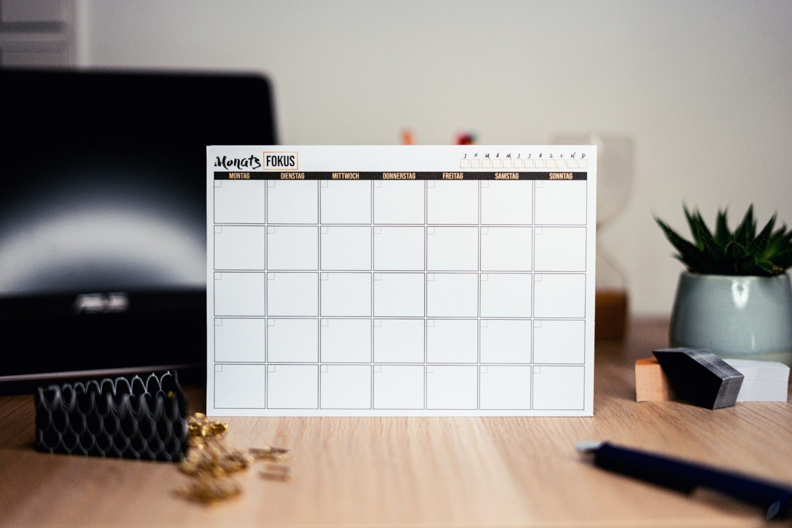 3 Simple Ways to Use a Calendar to Increase Your