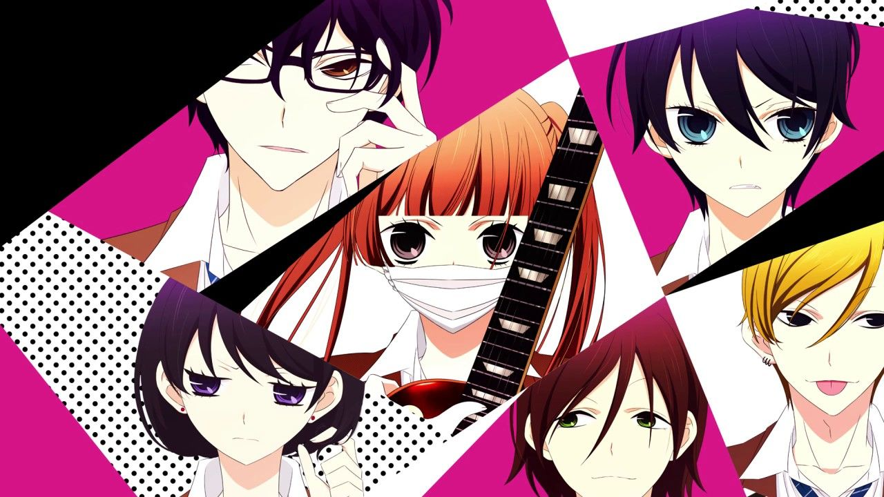 "「Fukumenkei Noise Theme Song」""Canaria"" by Nino / in NO"