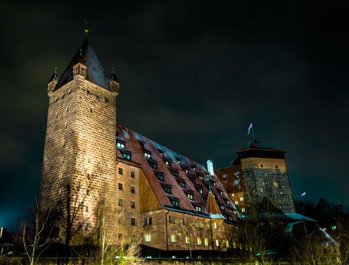 Sleep In Nürnberg