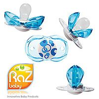 RaZBabyKeep It Clean Pacifier No need to worry about dropped pacifiers : )