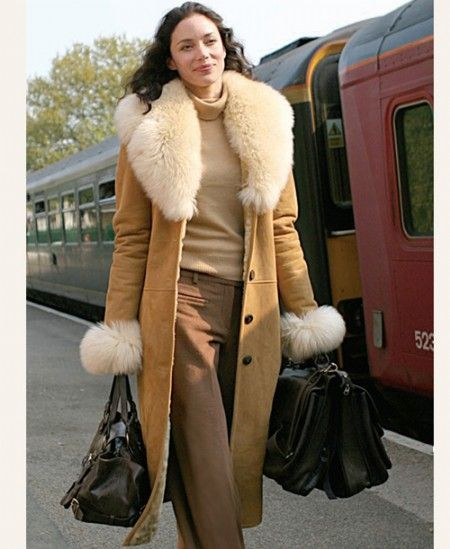 17 Best images about Sheepskin women on Pinterest | Coats, Vienna ...