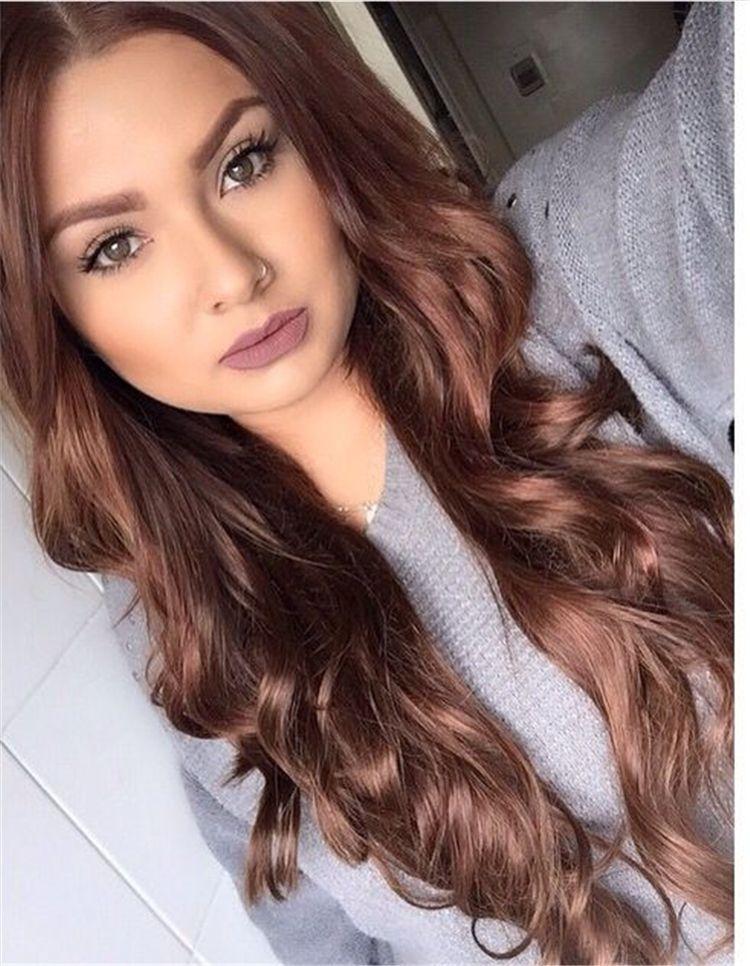 49++ Chestnut brown hair dye trends