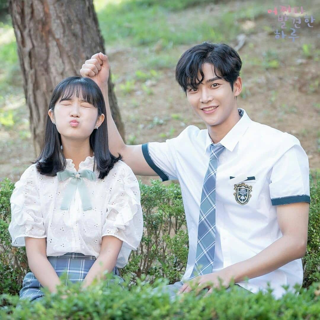 Kim Rowon Kim Hyeyoon Haru Danoh Extraordinary You Korean Drama Selebritas Aktris Ha roo found by chance; kim rowon kim hyeyoon haru danoh