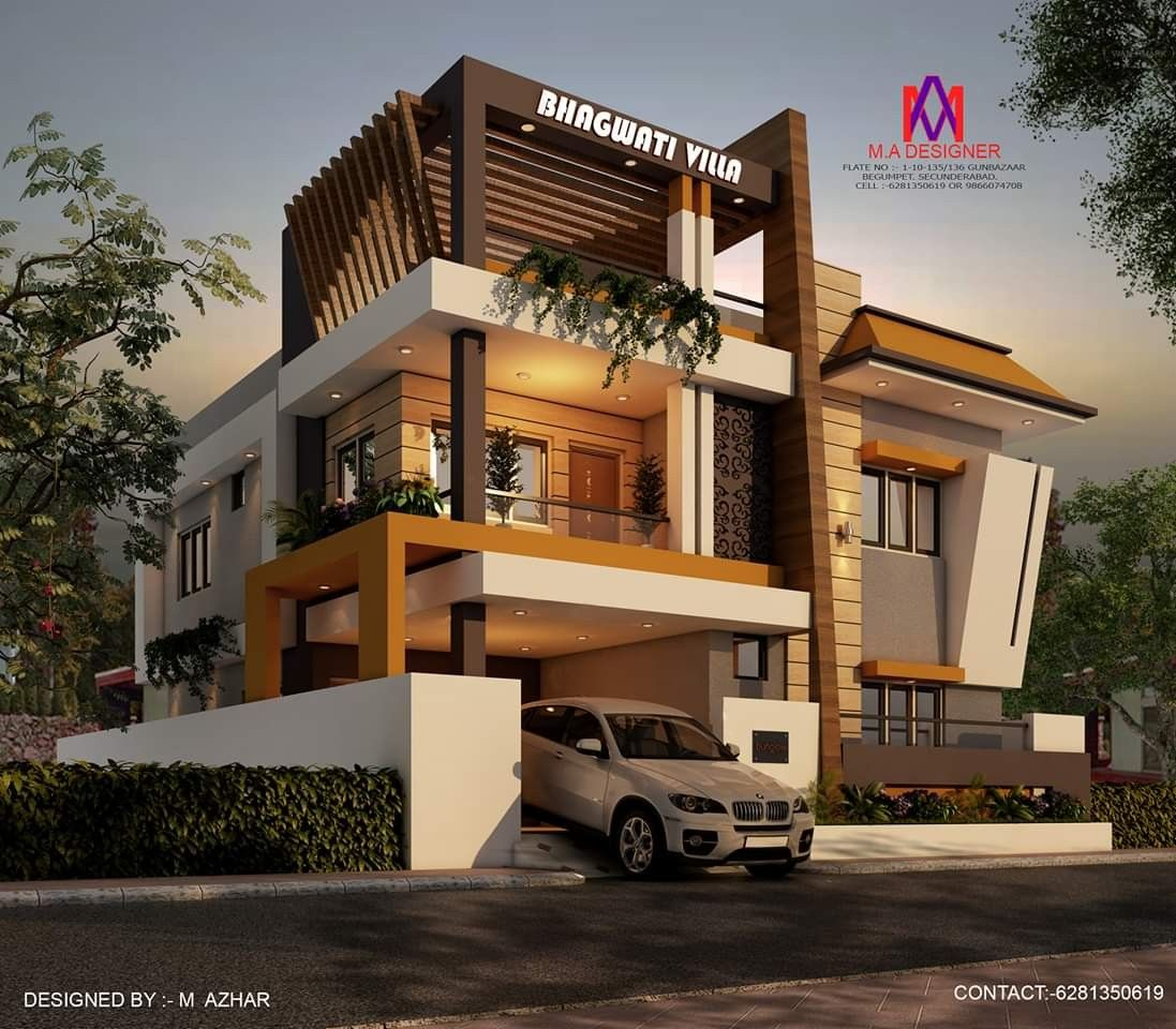 Pin By Vadivel Kaliappan On Modern Home Design In 2019