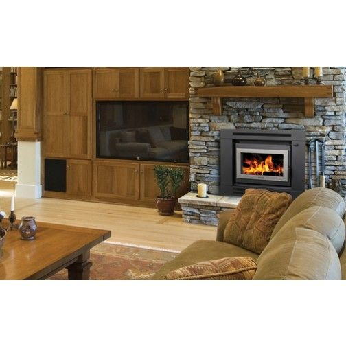 Masport I9000 Insert Artificial Fireplace Wood Home Decor
