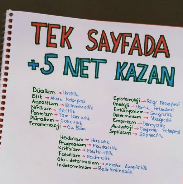 Tek Sayfada +5 Net Kazan