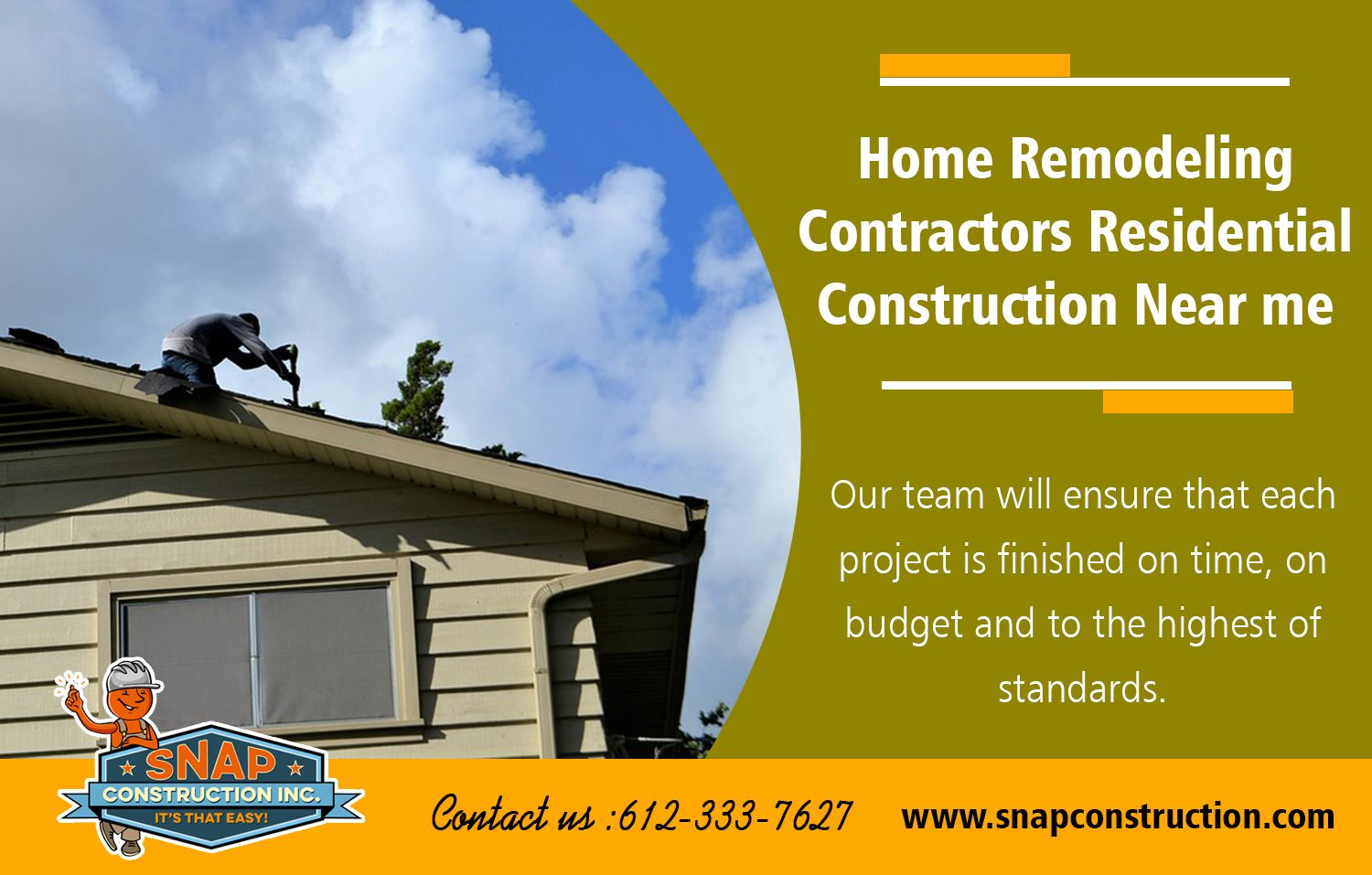 A good Home Remodeling Contractors Residential