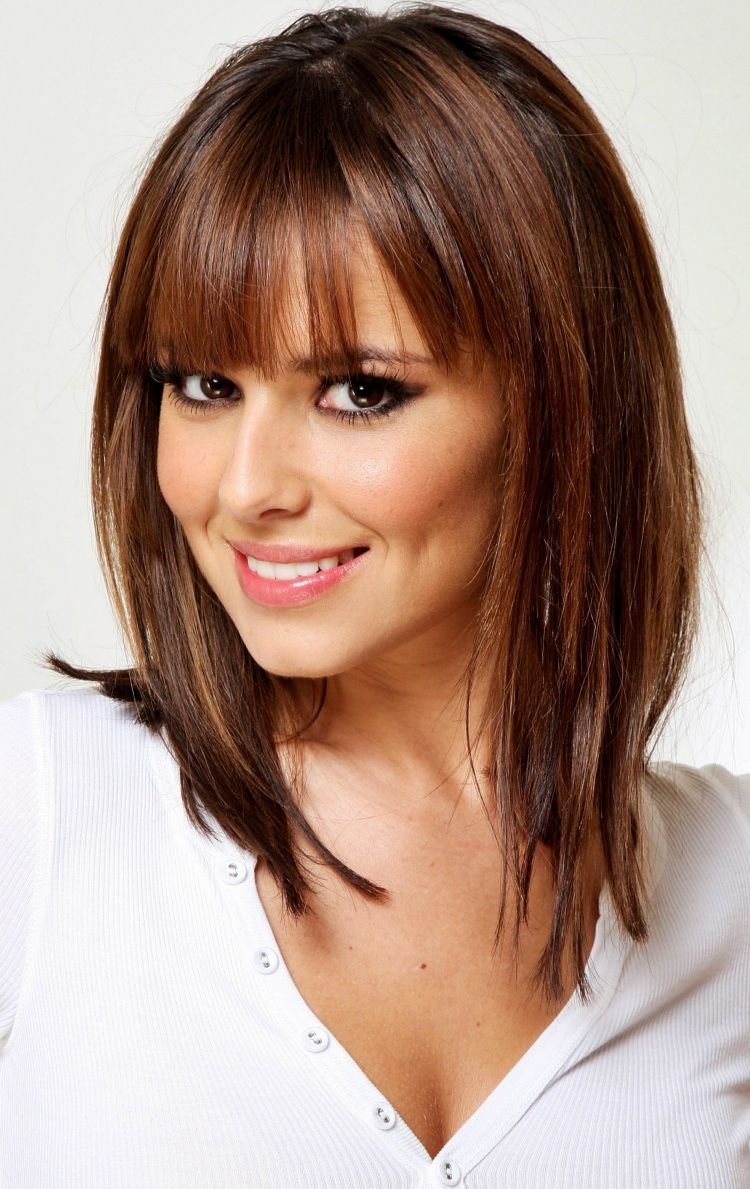 50+ Short straight hairstyles with bangs ideas in 2021
