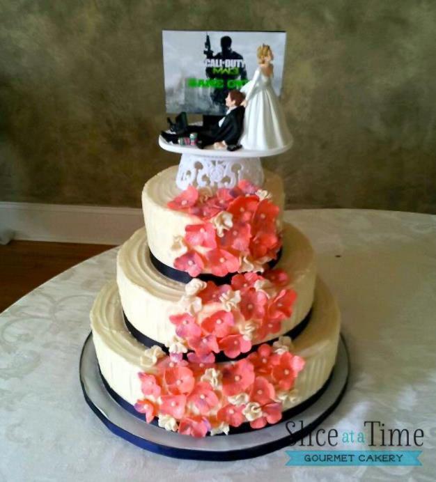 German Wedding Cake