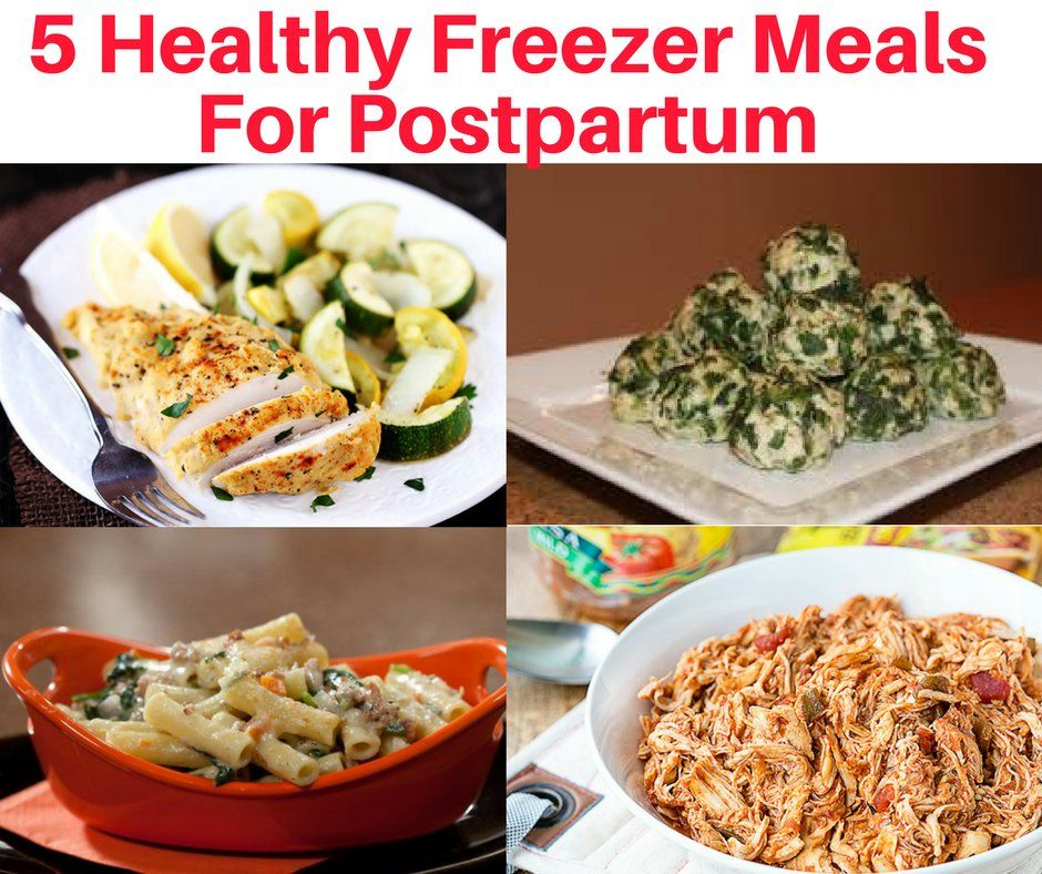 5 healthy freezer recipes to help you postpartum freezer recipes 5 healthy freezer recipes to help you postpartum forumfinder Gallery