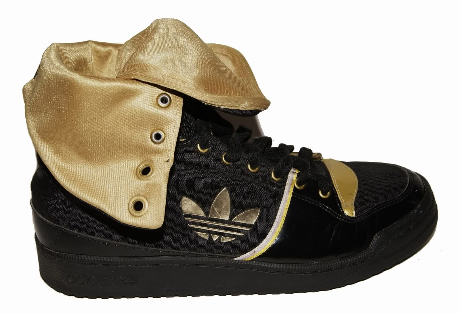 ADIDAS MISSY ELLIOTT RESPECT ME BOOTS   gold is the new black ... ca03ec8c65