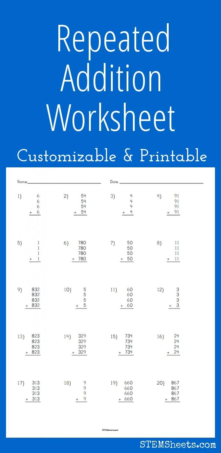 You Can Totally Customize What Type Of Worksheet You Want Awesome