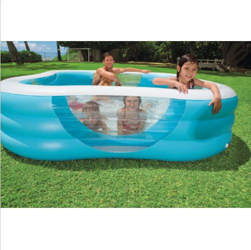 Intex Swim Center Family Pool 57495 Family Inflatable Pool
