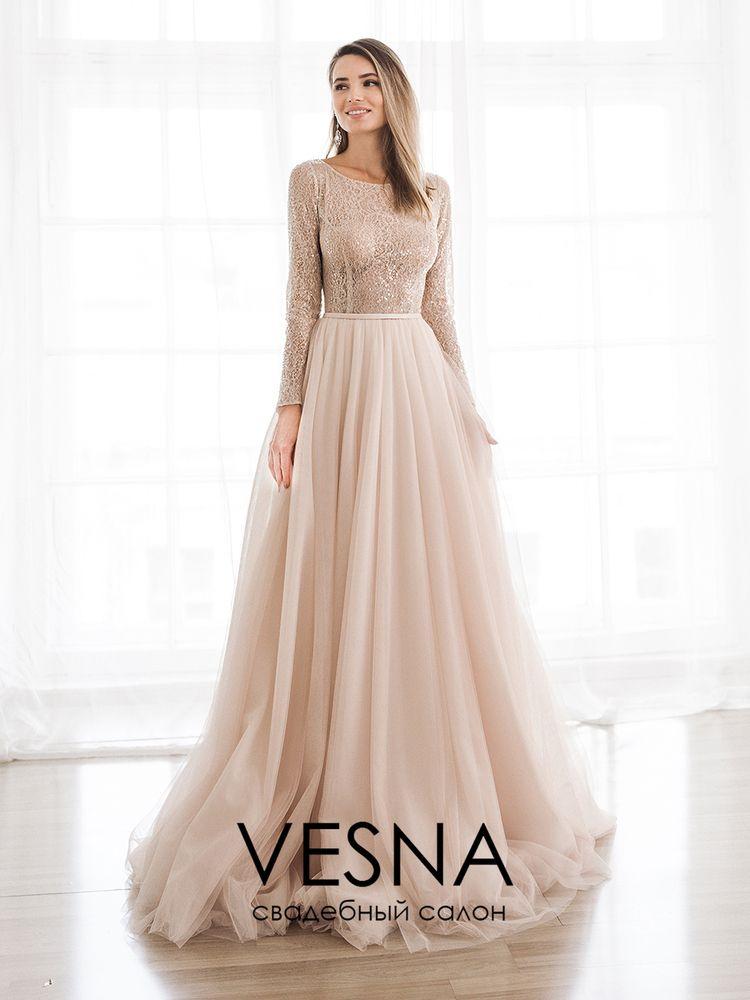 a50a38e8638ada1 Свадебное платье Тенерифе люкс коллекция Маджести модель: Tenerife ljuks  фото свадебного платья - свадебный салон