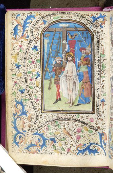 Book Of Hours  M 387 Fol  348v