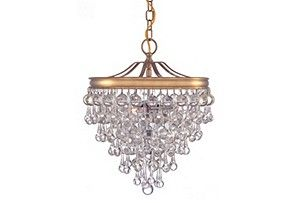 Lighting- comes in a smaller silver one too
