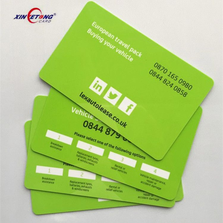 Rewritable Fudan Rfid F08 Contactless Nfc Card For E Payment