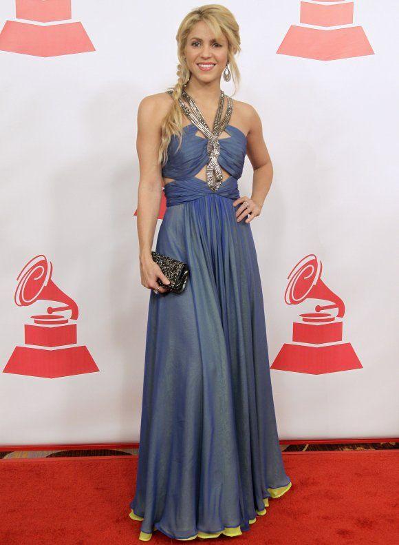 Shakira Prom Dresses