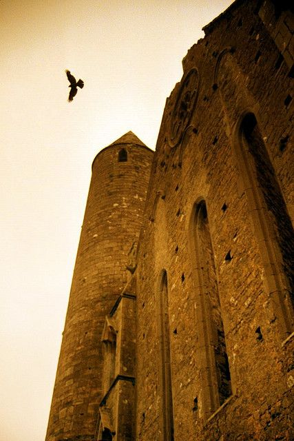 The Rock of Cashel in Tipperary, Ireland